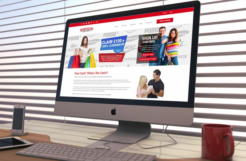 Free Lotto Website Design