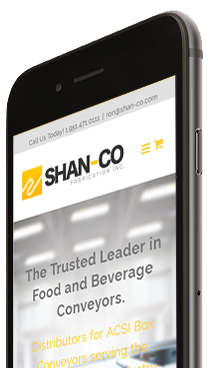 Shan Co Website Design